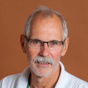 Badminton-Trainer Peter Kickinger