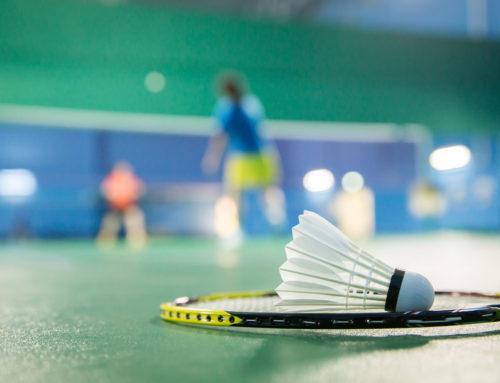 Badminton – Landesliga 2. Klasse Süd – Zweites Tunier