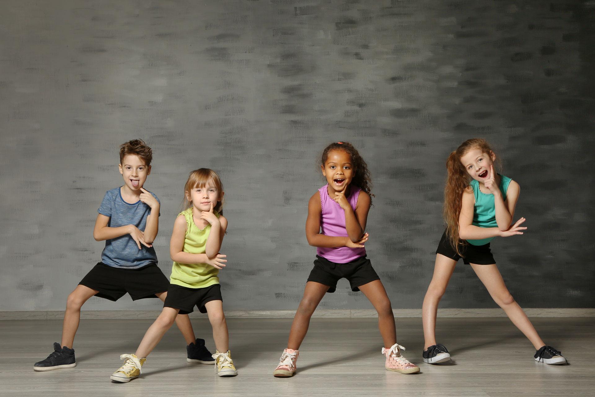 Sektion Kinder-Fitness